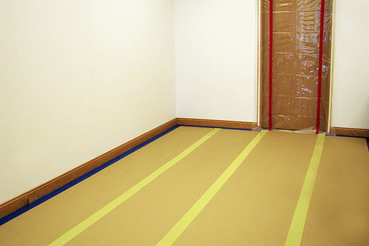 Eco-Friendly Floor Protection. Flexboard