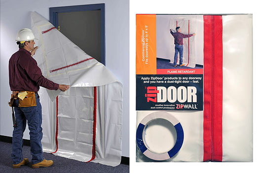 ... zipdoor-flame-retardant.jpg & Zipwall ® System - Protective Products Int\u0027l Inc.